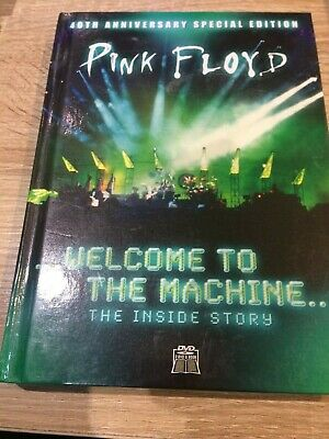 Pink Floyd .... Welcome to the Machine The Inside Story DVD ( 40th anniversary )