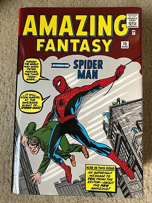 The Amazing Spider Man Omnibus Vol 1 Hardback, 1st Edition 2007
