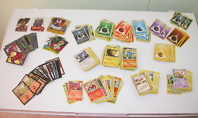 Lotto carte cards lamincards 616 Pokemon 31 magic the Gatherin Dragon ball varie