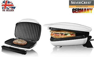 Contact Grill 1000w Made By SilverCrest Germany
