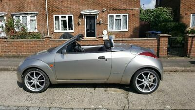 Ford Ka Pinnifarini Convertible