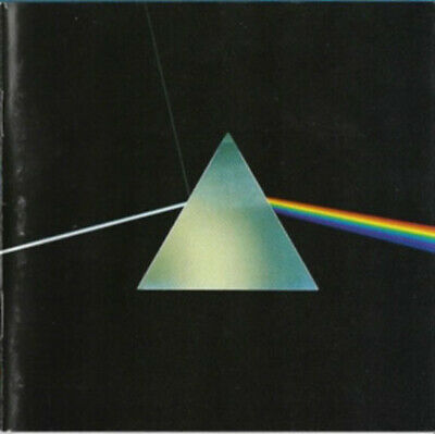 CD PINK FLOYD - Dark Side Of The Moon CD Capitol VG+ / NM Free Shipping
