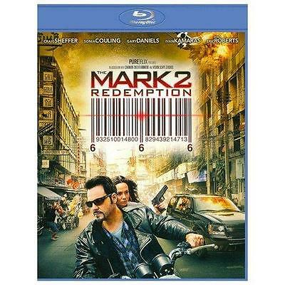 Mark 2: Redemption [Blu-ray] - DVD