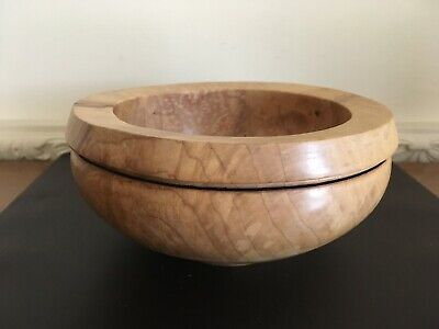 Spalted Beech Small Wood Bowl