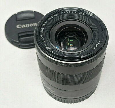 Canon EF-M 18-55mm f/3.5-5.6 STM IS Lens