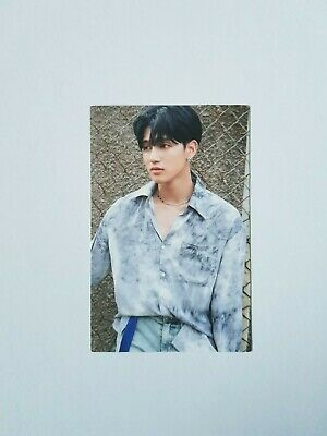 """K-POP ATEEZ Mini Album """"TREASURE EP.3 : One To All"""" Official WooYoung Photocard"""
