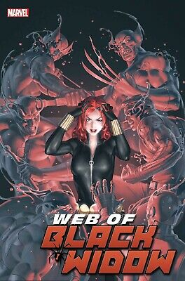 Web Of Black Widow #2 (Of 5) Marvel Comics   10/9  Free Shipping Read Details