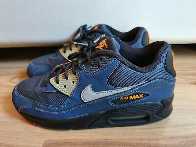 NIKE AIR MAX LB Junior Gr.35 38,5 Sportschuhe Sneakers