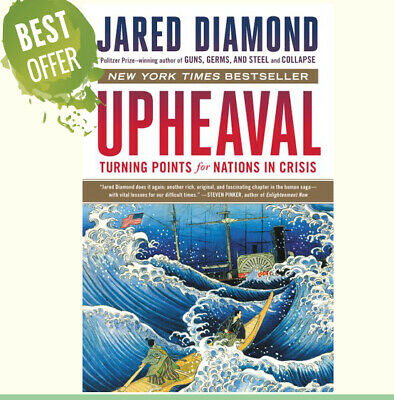 [PDF]Upheaval Turning Points for Nations in Crisis by Jared Diamond Free shiping