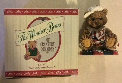 """The Windsor Bears of Cranbury Commons - Betsy """"Stars and Stripes Forever"""""""