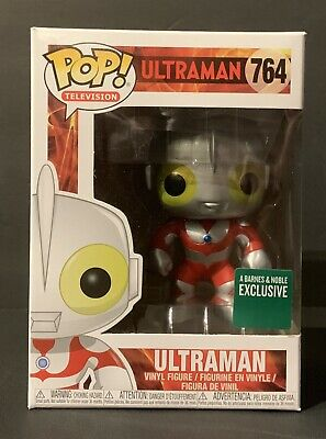 Funko Pop! #764 Ultraman Barnes & Noble Exclusive with Free Soft  Protector