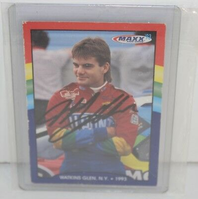 Jeff Gordon 1993 Maxx Race Cards 20 Special Edition Set Of
