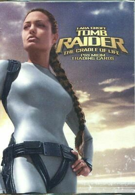 Tomb Raider The Cradle Of Life - Card Set (81) - Inkworks 2003 - NM