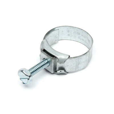 Early GM Style Correct Repro Corbin Style Heater Hose Clamp 5//8″ 10 Pack