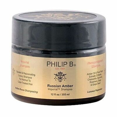 Shampooing revitalisant Russian Amber Philip B (355 ml)