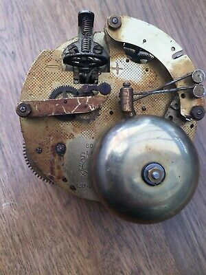 clock part  franz hermle and son