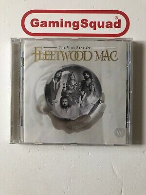 The Very Best of Fleetwood Mac CD, Supplied by Gaming Squad