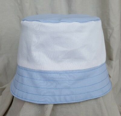 New Manchester City style bucket hat. 1990's football casuals. Size L. Vintage.