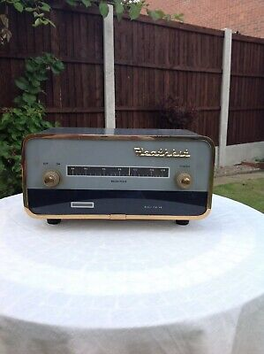 vintage heathkit radio model f.m.-4 u in vgc