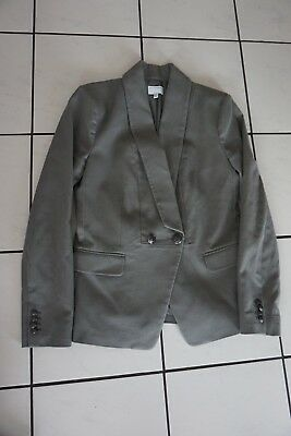 ~ Ladies 'Witchery' Grey Suit Jacket ~ fully lined ~ Size 12 ~ NWOT ~ RRP $200 ~