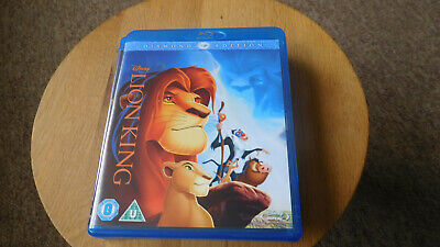 The Lion King (Blu-ray, 2012)