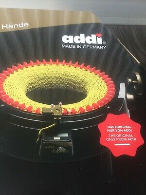 Addi Express Knitting Machine KING SIZE