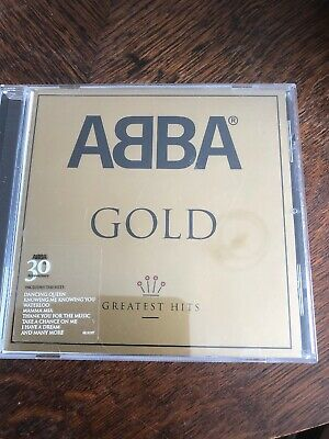 Abba Gold The Greatest Hits Cd Album (2004)