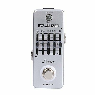 Donner Equalizer Equalizer Guitar Effects