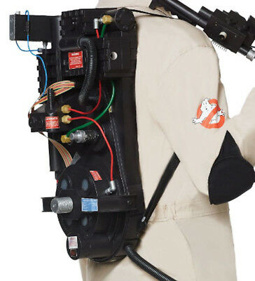 NEW Ghostbusters Proton Pack Deluxe Replica Spirit Halloween Lights Sound GLOBAL