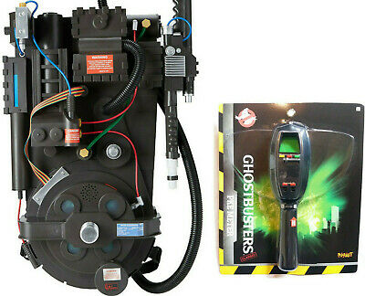 Ghostbusters Replica Proton Pack AND PKE Meter Spirit Halloween GLOBAL SHIP