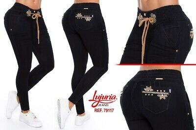 Lujuria Jeans Colombianos Authentic Colombian Push Up Jeans Levanta Cola