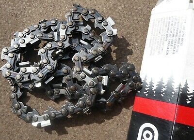 "OREGON TYPE 75 saw chain 78 DRIVE LINKS semi chisel chain 3//8/"" .063/"" fits STIHL"