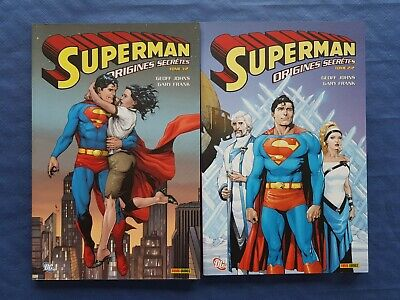 Comics Superman Origines Secrètes Panini
