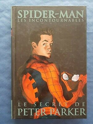 Comics Spider-Man Les Incontournables Le Secret de Peter Parker
