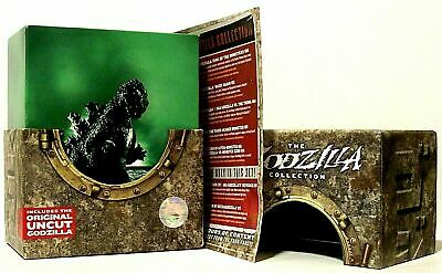 """GODZILLA DVD Collector's CASE ONLY for """"THE GODZILLA COLLECTION"""" released 2007"""