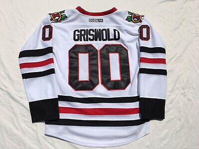 watch 1d80a 68ae8 CLARK GRISWOLD CHRISTMAS Vacation Chicago Blackhawks CCM ...