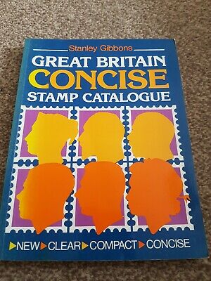 Stanley Gibbons GB Concise British Stamp Catalogue  first edition
