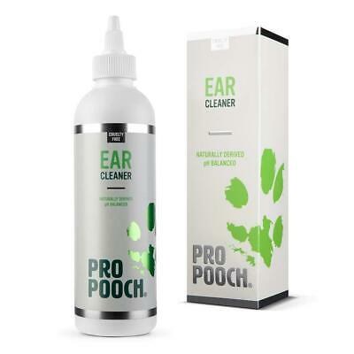 Dog Ear Cleaner (250 ML). Stop Itching, Head Shaking & Smell. Pet Cleanser
