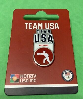 Tokyo Japan 2020 Summer Olympics New Release For Team Usa Boxing Pin