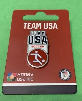 Tokyo Japan 2020 Summer Olympics New Release For Team Usa Soccer Pin