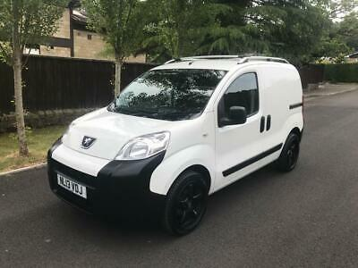 2013 Peugeot bipper turbo diesel. Full service history.immaculate spares repair