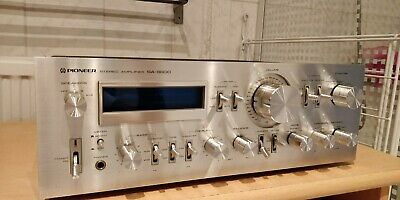 Pioneer SA-9800 Integrated Stereo Amplifier (1976-81)