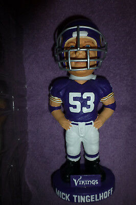 7cf8f588 FRED COX, NFL Minnesota Vikings GREAT Limited Ed. Bobblehead - (New ...