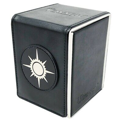 Guilds of Ravnica Orzhov Alcove Ultra Pro flip box card box case for MTG cards