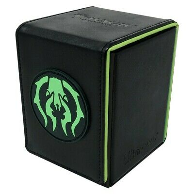 Guilds of Ravnica Golgari Alcove Ultra Pro flip box card box case for MTG cards