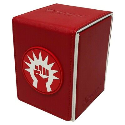 Guilds of Ravnica Boros Alcove Ultra Pro flip box card box case for MTG cards