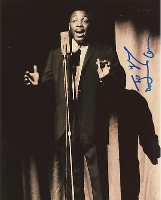 Dick Gregory Signed 8X10 Photo Nice!