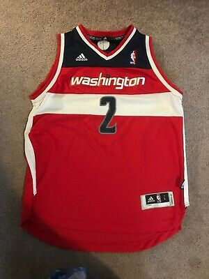 new style 89255 69d83 ADIDAS BRADLEY BEAL #3 Washington Wizards Jersey Size Youth ...