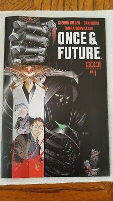 ONCE AND FUTURE #1 Boom First Print New Comic Book Kieron Gillen Great Read!