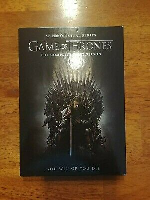 HBO's Game of Thrones DVD Set Complete First Season